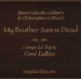 my brother sam is dead theme essay Essay on my brother sam is dead my brother sam is dead by: christopher collier & james lincoln collier this book begins with sam meeker, tim meeker's admired older brother, arrives in uniform at the meeker tavern one rainy april evening in 1775.
